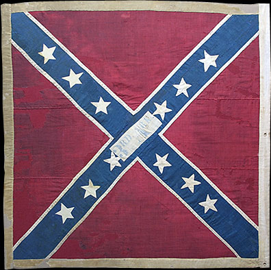 3rd Arkansas Regimental flag